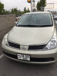 used 2004 nissan tiida 15m dba c11 for sale bf723711 be forward