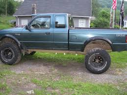ranger ford lifted chrismandichak 1997 ford ranger regular cab specs photos