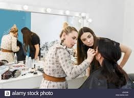 professional makeup artist school makeup lesson at beauty school professional makeup artist