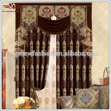 Jacquard Curtain Luxury Jacquard Latest Curtain Designs Buy Curtains Of Luxury
