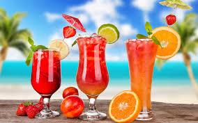 red cocktails all about alcohol rosanna davison nutrition