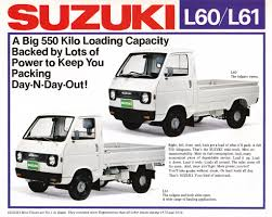suzuki carry pickup suzuki carry l60 l61 this 446cc variation of the l50 carry u2026 flickr