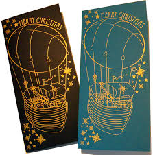 screen printed christmas card illustration news events general