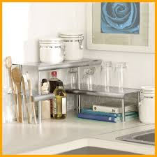 kitchen countertop storage ideas fascinating kitchen countertop decorating ideas design inspiration