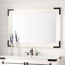 white wash wood 48 bonner reclaimed wood vanity for rectangular undermount sink
