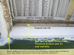 How To Replace Rotted Window Sill Old Window Restoration Tips