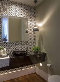 Decorating A Powder Room Arquitetura E Decoração Powder Room Bath And Toilet