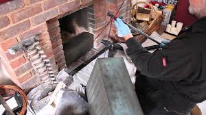 power sweeping demo by cleaner chimneys chimney sweeps youtube