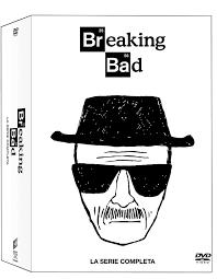 Breaking Bad Zusammenfassung Breaking Bad La Serie Completa 21dvd Amazon De Dvd U0026 Blu Ray