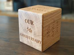 5 year wedding anniversary gifts for him gift ideas for fifth year anniversary with maeve vintage 5 year