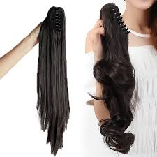 remy human hair extensions real remy human hair extensions clip in ponytail jaw ponytail