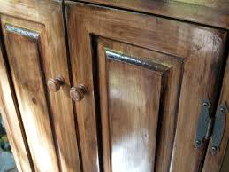 how to stain cabinets darker from cabinets before collage on home