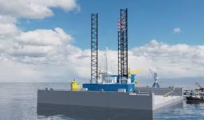 modular offshore unit drydock for offshore platforms drilling rigs