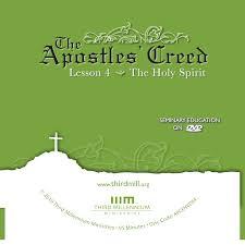 the apostles u0027 creed the holy spirit audio