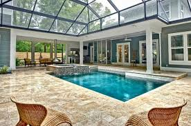 cool pool ideas design ideas an orb fireplace and hot tub flank the cool pool