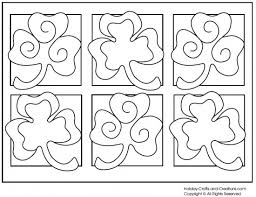 27 st patrick u0027s day clip art free printables tip junkie