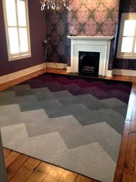 Rug Rakes Rake Me Over Chevron Toms Ombre And Toms