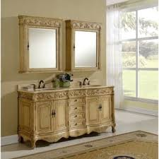 Heritage Bathroom Cabinets by Heritage Milan Tan Birchwood Vanity Free Shipping Today