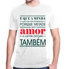 Excepcional Camiseta Mpb | Elo7 &QM24