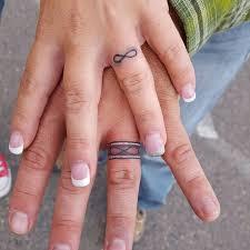 Wedding Ring Tattoo Ideas 9 Best Rings Images On Pinterest Ring Finger Tattoos Ring