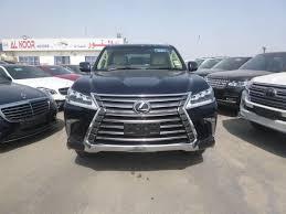 lexus minivan 2017 lexus lx570 v8 petrol brand new immediate availability