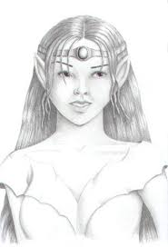 elf drawing still unamed wetcanvas