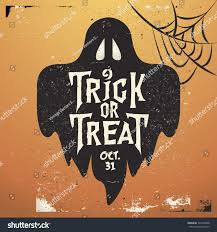 retro vintage halloween vector background grunge stock vector