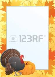 3 509 thanksgiving border stock illustrations cliparts and
