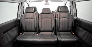 mercedes viano 8 seater 7 seater mercedes hire delhi luxury rental india minivan