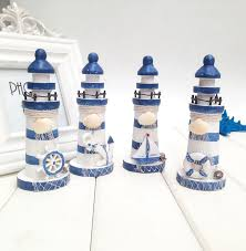 small decorative lighthouses wanker for
