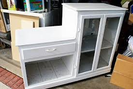 play kitchen from furniture dishfunctional designs furniture upcycled into dollhouses