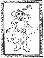 puss boots coloring free printable coloring pages