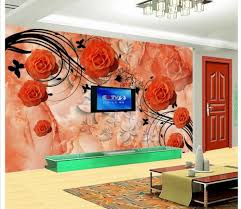 compare prices on 3d rose wall murals wallpaper online shopping 3d stereo tile flower color carving rose decorative painting custom 3d wallpaper photo wall murals wallpaper