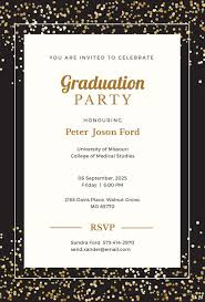 templates for graduation announcements free 27 graduation invitation templates free sle exle format
