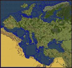 Europe And North Africa Map by Run5 Forums U2022 View Topic War In Europe Sea Lane Maps