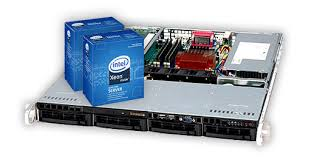 Available Packages of Dedicated Servers