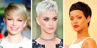 differnt styles to cut hair pixie cuts for 2018 25 celebrity hairstyle ideas for women