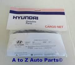new 2015 2017 hyundai sonata trunk cargo net oem hyundai ebay