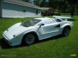 fiero kit car lamborghini 1985 white pontiac fiero lamborghini kit car 33882184 photo 4