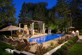 Country Backyards Large Yard Landscaping Ideas Landscaping Network