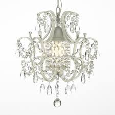 Plug In Chandeliers Fancy Plug In Swag Chandelier 52 Small Home Decor Inspiration With