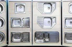 Types Of Sinks Kitchen Victoriaentrelassombrascom - Different types of kitchen sinks