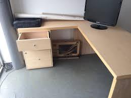 l shaped desk with filing cabinet best home furniture decoration