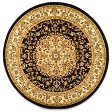Black And Gold Rug Buy Black Rugs From Bed Bath U0026 Beyond