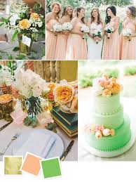 Copper Color Combinations by 15 Wedding Color Combos You U0027ve Never Seen You Ve Green Weddings