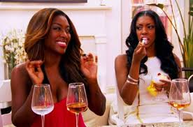 porshe steward on the housewives of atlanta show hairline why did kenya moore and porsha stewart fight on the reunion