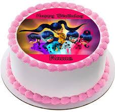 ladybug birthday cake miraculous ladybug wiki 2 edible cake topper cupcake toppers