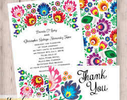 mexican wedding invitations mexican wedding invitations with