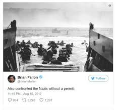 D Day Meme - i m so old i remember when liberals compared antifa to g i s on d day