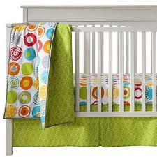 Sumersault Crib Bedding Sumersault Geo Brights 10 Crib Bedding Set Baby Stuff
